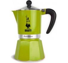 Bialetti Rainbow цвет Зеленый, 3 чашки