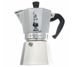 Кофеварка гейзерная Bialetti Moka Express, 240 мл. 6 чашек