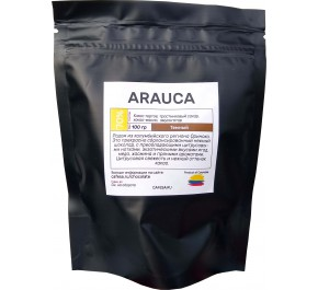 Шоколад экстра темный Arauca 70%, 100 грамм