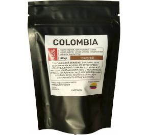Шоколад молочный Colombia origin 45%, 100 грамм