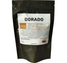 Шоколад белый с панелой Dorado 39.5%, 50 грамм