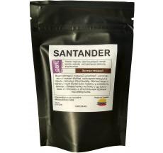 Шоколад экстра темный Santander 85%, 100 грамм