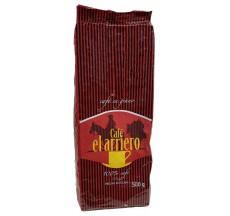 Кофе обжаренный в зернах EL ARRIERO 500 гр., Куба