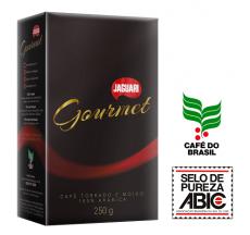 Jaguari Gourmet молотый, кофе обжаренный, пакет 250 гр., Бразилия