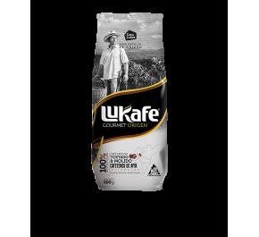 Lukafe Gourmet, кофе обжаренный молотый, пакет 340 грамм, Колумбия