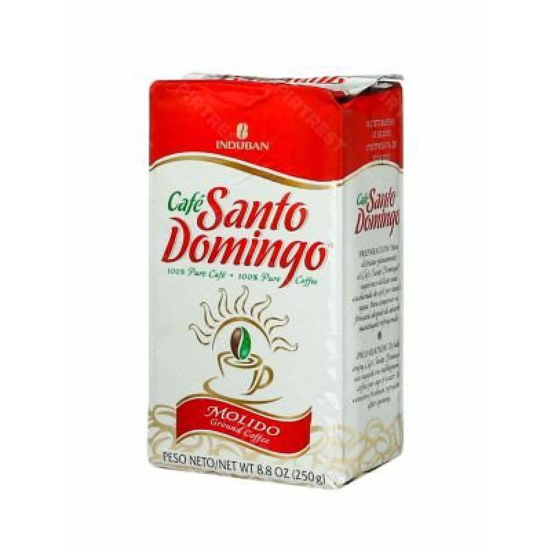 Кофе обжаренный молотый Santo Domingo 250 гр., Доминиканская Республика