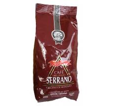 Кофе обжаренный в зернах Serrano Selecto 1000 гр., Куба
