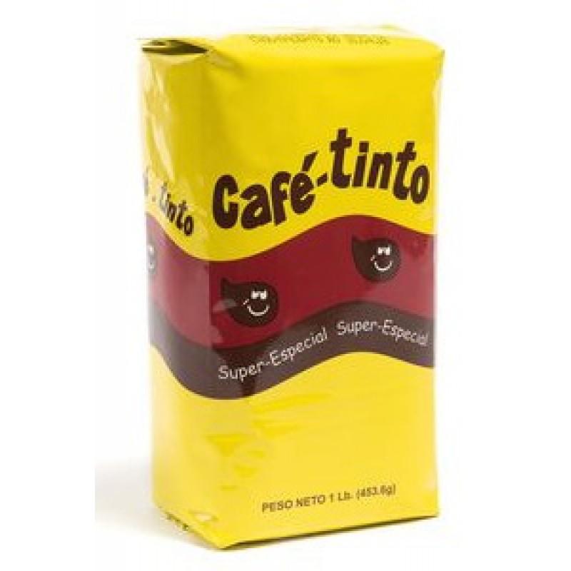 Кофе обжаренный молотый Cafe-TINTO 453,6 гр., Доминиканская Республика