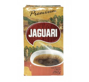 Jaguari Premium молотый, кофе обжаренный, пакет 250 гр., Бразилия