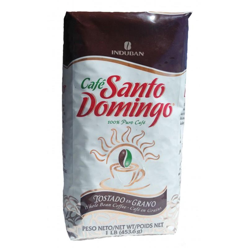 Кофе обжаренный в зернах Santo Domingo 453,6 гр., Доминиканская Республика
